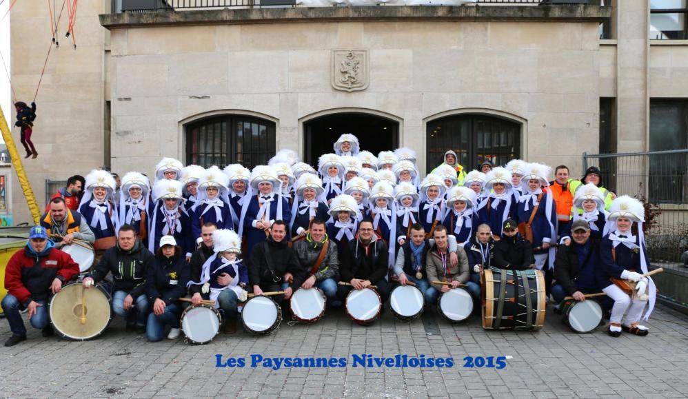Paysannes 2015